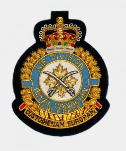 1 Air division squadron blazer badges – Royal Canadian Air Force (RCAF)