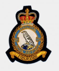 120 Squadron Blazer badge – Royal Air Force (RAF)