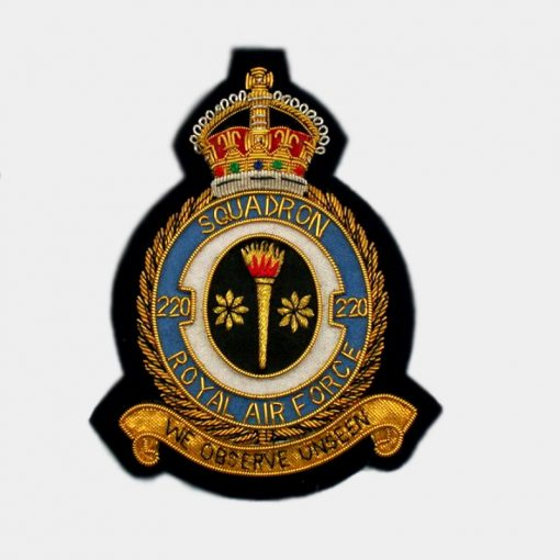 220 Squadron Badge – Royal Air Force ( RAF )