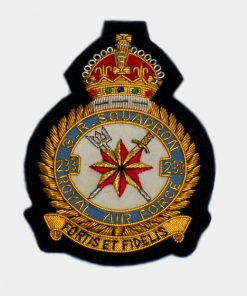 233 Squadron Blazer Badge – Royal Air Force ( RAF )