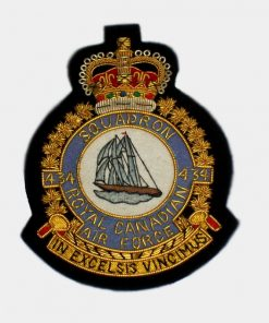 434 Squadron Royal Canadian Air Force - RCAF