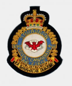 440 Squadron Badge - RCAF