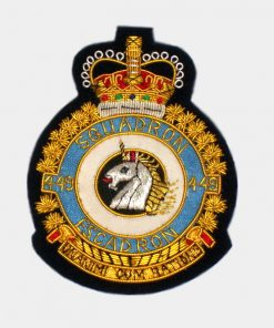 449 Squadron Blazer Badge – Royal Canadian Air Force (RCAF)