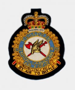 450 Squadron Blazer Badge – Royal Canadian Air Force (RCAF)