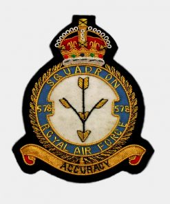 578 Squadron Blazer Badge – Royal Air Force ( RAF )