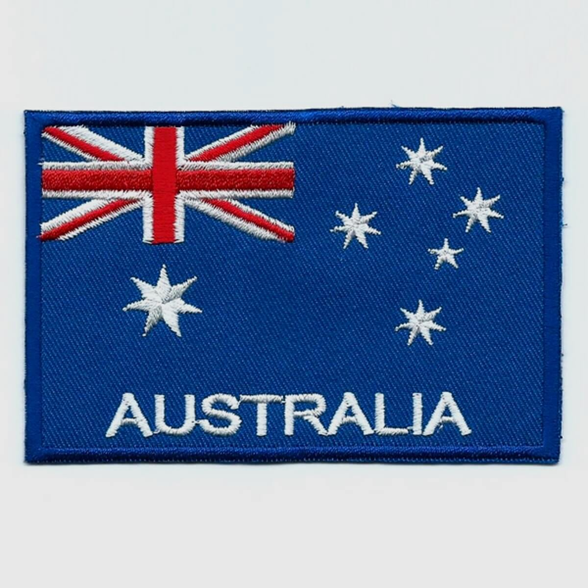 Australia-Embroidered-Patches