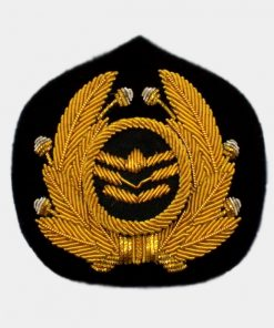 Cap badge Embroidred badge