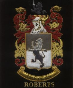Roberts Family Crest /  Roberts Coat of arms