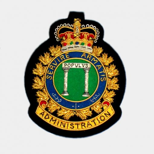 Servier Armatis Squadron Blazer Badge – Royal Canadian Air Force (RCAF)