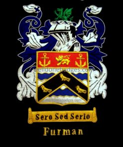 Furman Family Crest /  Wilson Coat of arms