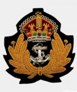 Naval crest – Royal Navy Blazer Badge