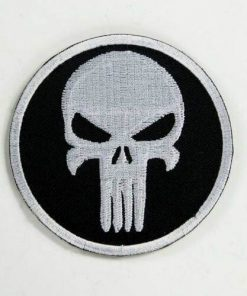 Airsoft Embroidered Patches