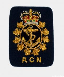 RCN Embroidered badges