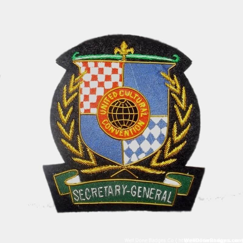 united-cultural-convention-secretary-general-blazer-badge